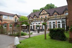 Badgemore Park, Bed and breakfasts  Henley on Thames - big - 37
