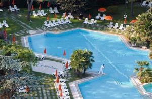 Hotel Garden Terme, Отели  Монтегротто-Терме - big - 32