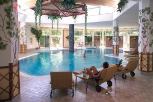 Hotel Garden Terme, Отели  Монтегротто-Терме - big - 33