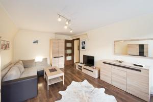Gdańskie Apartamenty - Apartament Gdańskie Poddasza