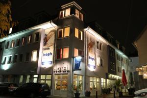 hogh Hotel Heilbronn, Hotely  Heilbronn - big - 12