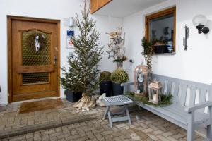 Appartement Auckenthaler, Apartmanok  Ehrwald - big - 16