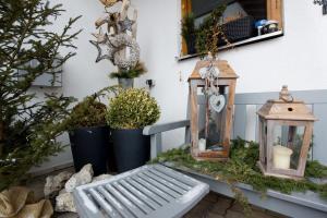 Appartement Auckenthaler, Apartmanok  Ehrwald - big - 15