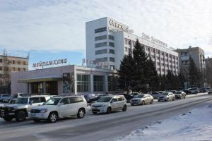 Отель Усть-Каменогорск, Усть-Каменогорск