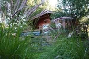 wooden Edge Of The Village, Lodges  Ma'ale Gamla - big - 42
