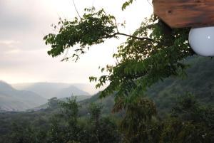 wooden Edge Of The Village, Lodges  Ma'ale Gamla - big - 2