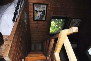 wooden Edge Of The Village, Lodges  Ma'ale Gamla - big - 8