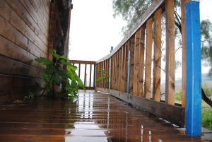 wooden Edge Of The Village, Lodges  Ma'ale Gamla - big - 11