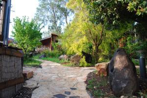 wooden Edge Of The Village, Lodges  Ma'ale Gamla - big - 22