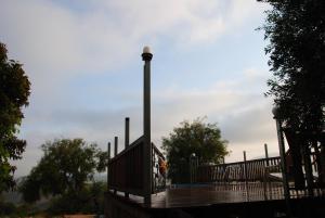 wooden Edge Of The Village, Lodges  Ma'ale Gamla - big - 6