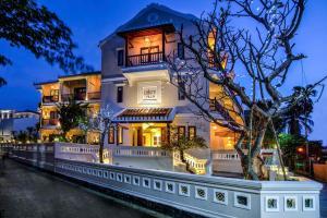 Cozy Hoian Villas Boutique Hotel, Hotely  Hoi An - big - 19