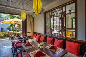 Cozy Hoian Villas Boutique Hotel, Hotels  Hoi An - big - 29