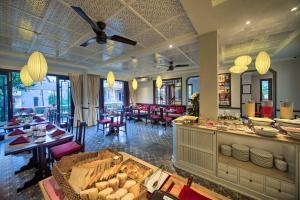 Cozy Hoian Villas Boutique Hotel, Hotely  Hoi An - big - 28