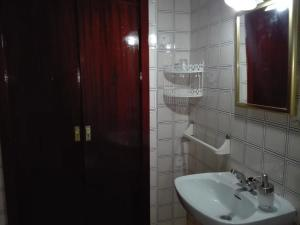 Double or Twin Room with Private Bathroom Pension Javier