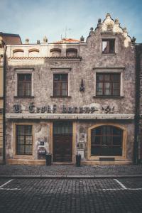 Hotel u České koruny - Hubíles