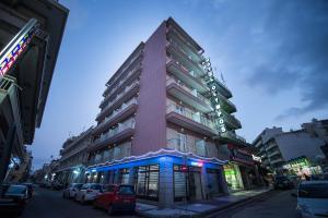 Auberges de jeunesse - Hotel Olympos