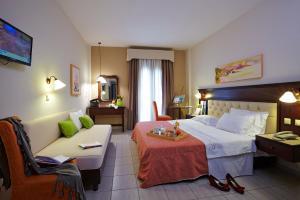 Sokratis Hotel, Hotely  Nea Moudania - big - 100