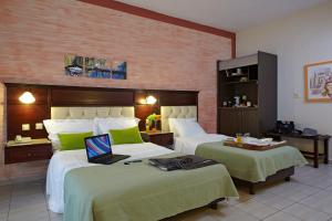 Sokratis Hotel, Hotely  Nea Moudania - big - 13