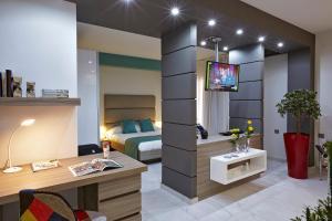Sokratis Hotel, Hotely  Nea Moudania - big - 93