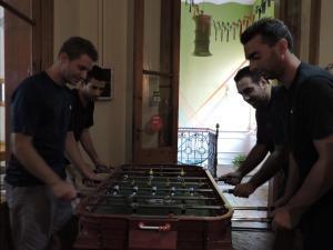 Bonarda Bon Hostel, Hostely  Rosario - big - 19