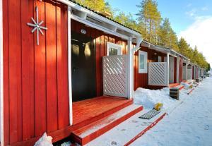 База отдыха Шишки на Лампушке - Финская Калевала, Раздолье