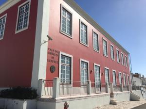 Casa do Médico de São Rafael, Sines