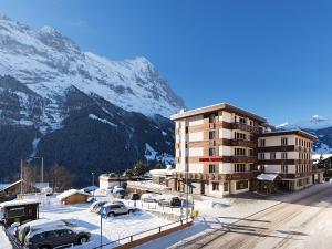 Hotel Spinne Grindelwald, Hotely  Grindelwald - big - 79