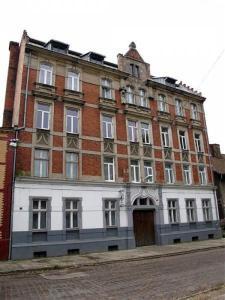 Отель у Медведя, Озёрск