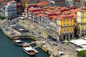 Pestana Porto Hotel AND World Heritage Site, Porto