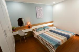 Hoang Anh Gia Lai Apartment B20.03, Apartmány  Danang - big - 54
