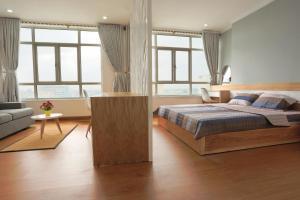 Hoang Anh Gia Lai Apartment B20.03, Apartmány  Danang - big - 53