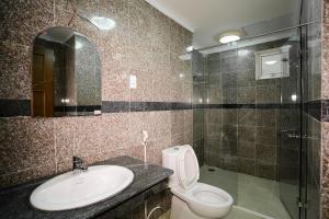 Hoang Anh Gia Lai Apartment B20.03, Apartmány  Danang - big - 91