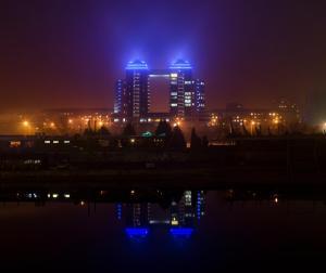 Khortitsa Palace Hotel, Hotels  Zaporozhye - big - 16