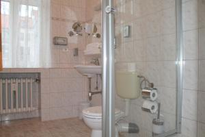Hotelpension Margrit, Guest houses  Berlin - big - 17