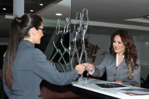 Hotel Valgus, Hotely  Cuenca - big - 54