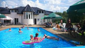 Brydar with Sauna Swimming Pool and Jacuzzi