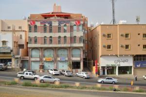 La Fontaine Ronas Abha Suites, Apartmánové hotely  Abha - big - 1