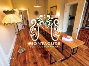 Hostels und Jugendherbergen - Montacute Boutique Bunkhouse