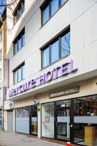 Mercure Hotel Düsseldorf Zentrum.  Kuva 2