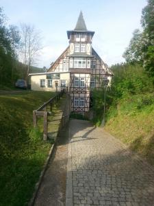 Hotel & Restaurant SchwarzaBurg - Lichtenhain