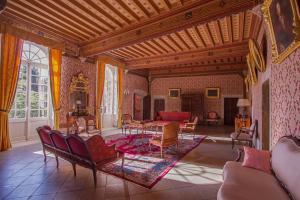 Château d Agel chambres d hôtes