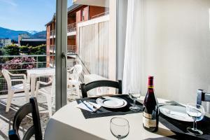 Résidence Foch, Aparthotels  Lourdes - big - 45