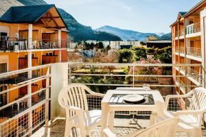Résidence Foch, Aparthotels  Lourdes - big - 43