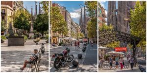 Habitat Apartments Cool Jazz, Апартаменты  Барселона - big - 52