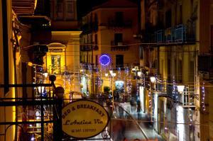 Antica Via B&B, Отели типа «постель и завтрак»  Агридженто - big - 1