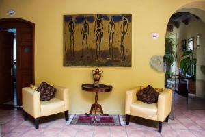 Hotel Casa Divina Oaxaca, Szállodák  Oaxaca de Juárez - big - 55