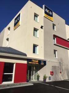 Ace Hôtel Angers, Hotely  Saint-Barthélemy-d'Anjou - big - 31