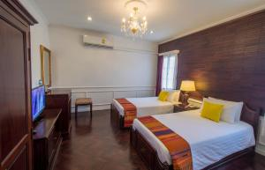 Le Bouton D'or Boutique Hotel, Hotely  Thakhek - big - 25