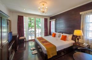 Le Bouton D'or Boutique Hotel, Hotely  Thakhek - big - 16