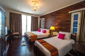 Le Bouton D'or Boutique Hotel, Hotely  Thakhek - big - 17